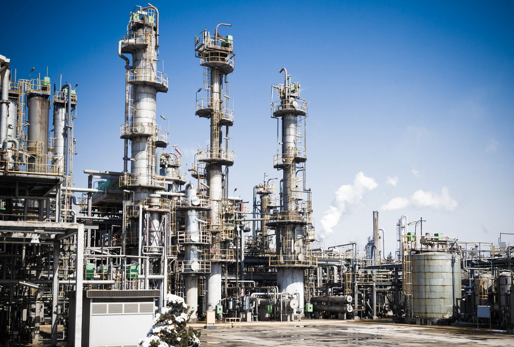 chemical plant security and CFATS