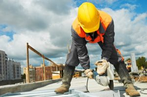 a construction site that needs smart video security solutions