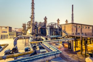 chemical plant security solution