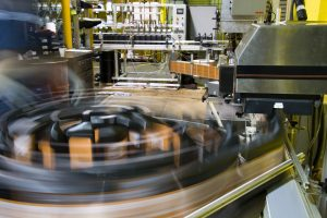 manufacturing plant security issues