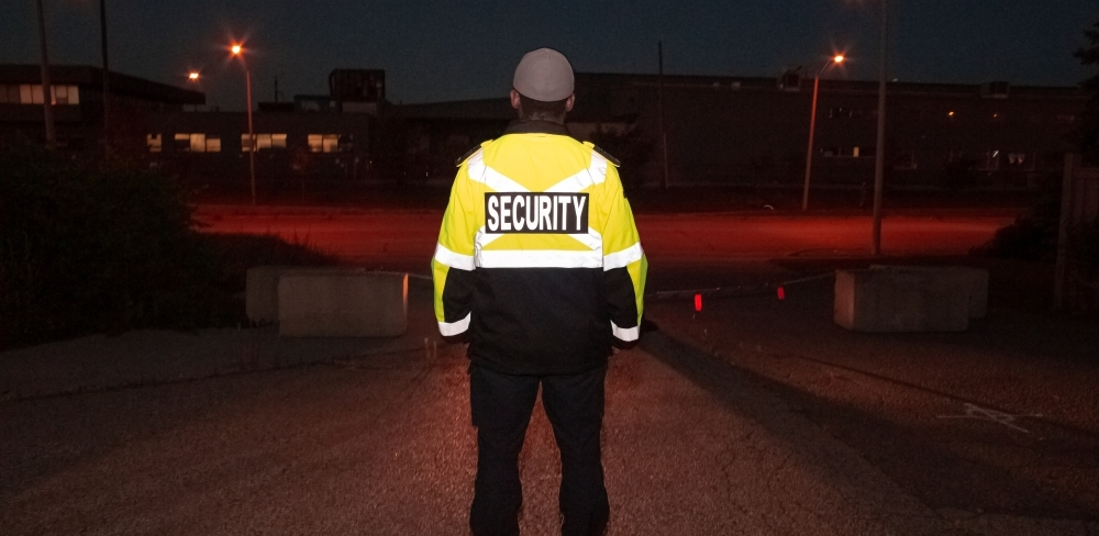 security guard and building security issues